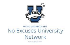 no excuse university network